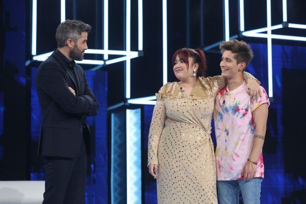 Ariadna y Nick son los primeros nominados de OT 2020