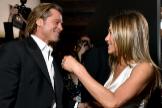 Brad Pitt y Jennifer Aniston protagonizan el momentazo de los Premios SAG