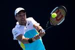 Bautista, primer español en acceder a segunda ronda en Australia, tras derrotar a Feliciano López