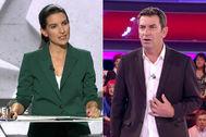 Rocío Monasterio publica por error el DNI y otros datos personales de Arturo Valls