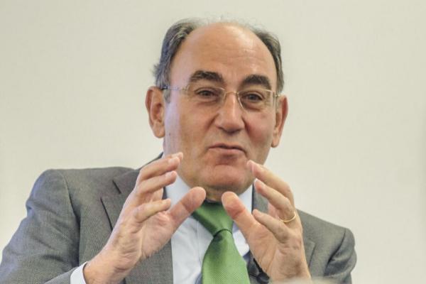 El presidente de Iberdrola, Ignacio Galán, en una imagen de archivo.