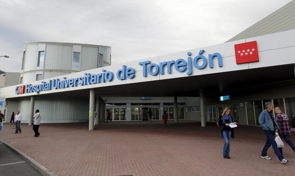 El Hospital de Torrejón envía a sus pacientes al Hospital del Henares y otros