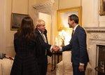 Boris Johnson se reúne con Juan Guaidó mientras que el Gobierno español anuncia que no habrá encuentro