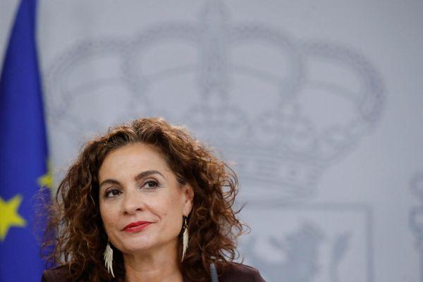 GRAF5460. MADRID.- La ministra de Hacienda y Portavoz del Gobierno,...