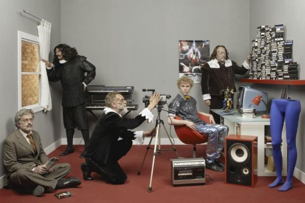 'Walter and the Spanish Baroque Gang in the New Golden Age', (2008), de Carles Congost.