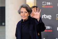 La periodista Rosa María Mateo, administradora provisional única de RTVE.