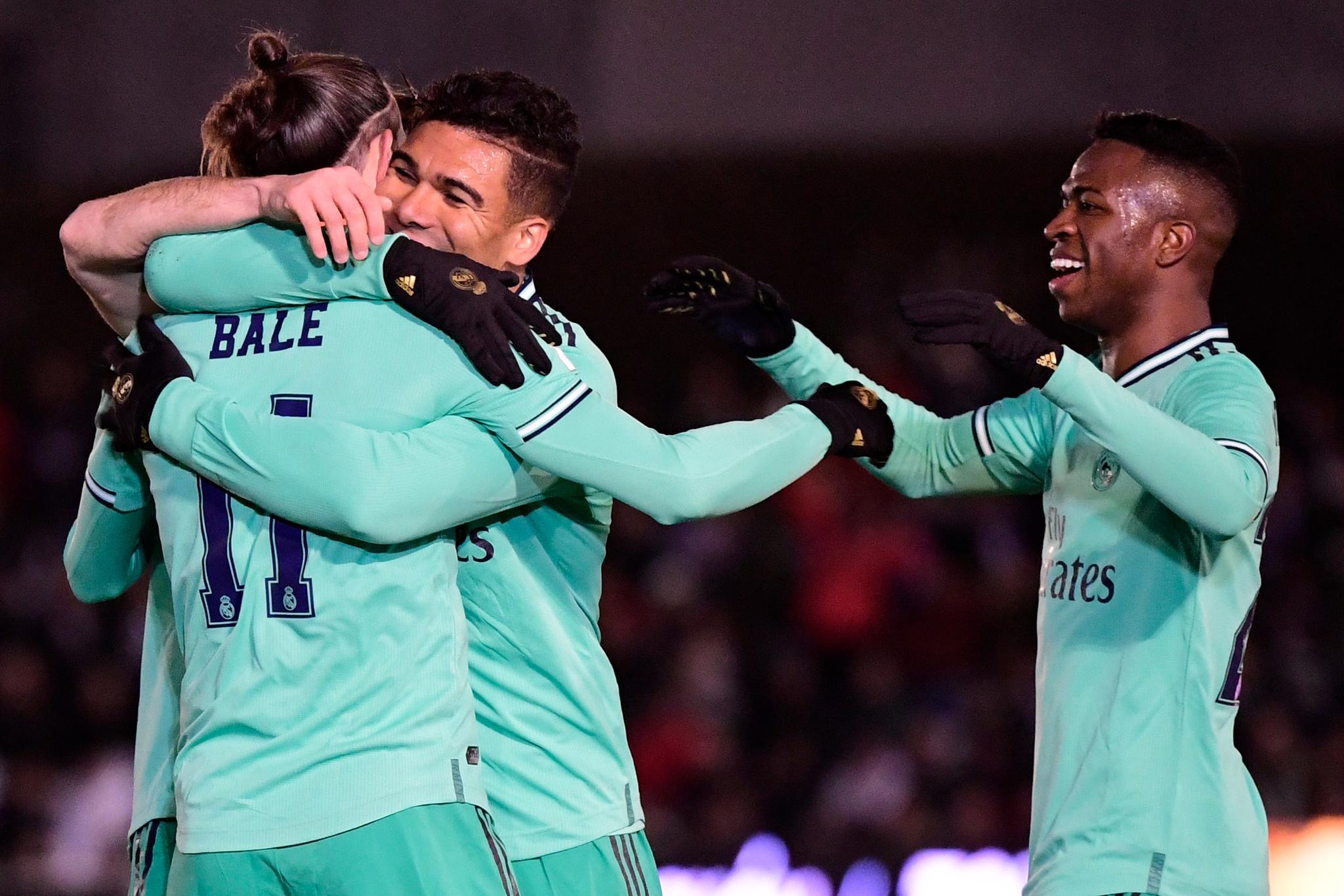 El Real Madrid se salva de la ducha fría en Salamanca