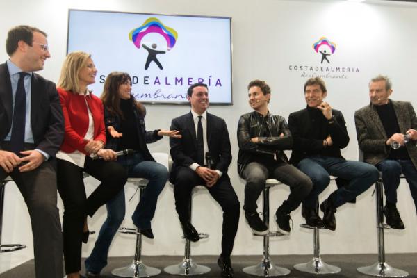 Jorge Lorenzo, Manel Fuentes, Juan Diego, Natalia Verbeke y su pasión por Costa de Almería