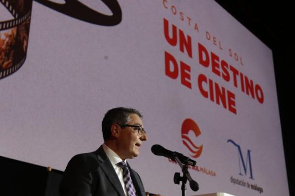 Málaga se exhibe en la capital de España como primer destino andaluz para la cultura y el cine