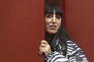La actriz Rossy de Palma, retratada esta semana en el Teatro Akadèmia de Barcelona.