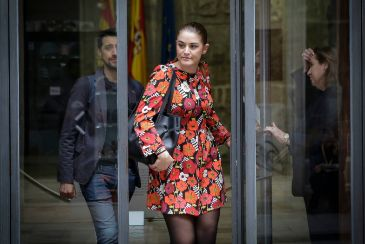 La consellera de Medio Ambiente, Mireia Mollà.
