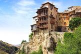 Un vecino de Cuenca logra que Google Maps corrija Casas Colgantes por Casas Colgadas