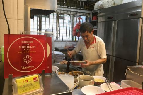 En el estrella Michelin más barato del mundo: menú con pato laqueado por 6,65 euros