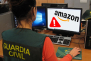 Alerta por una estafa que te roba la cuenta de Amazon