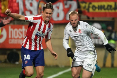 Sorpresa en León: la Cultural echa al Atlético de la Copa