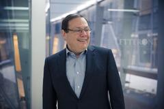 El consejero delegado de Dia, Mijaíl Fridman.
