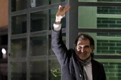 GRAF4058. BARCELONA.- El presidente de ñmnium Cultural, Jordi <HIT>Cuixart</HIT>, ha regresado este sábado a la prisión de Lledoners, en Sant Joan de Vilatorrada (Barcelona), tras disfrutar de su primer permiso penitenciario de 48 horas, que comenzó el pasado día 16.