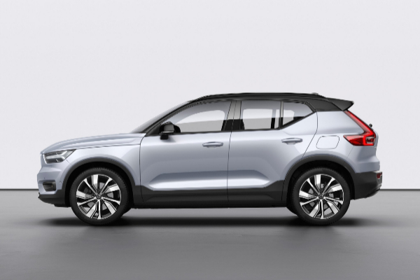 Volvo Electric Suv >> The Xc40 Recharge Volvo S First Electric Will Not Arrive