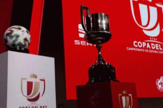 Zaragoza-Real Madrid y Barcelona-Leganés, en octavos