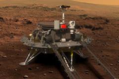 China lanzará su primera misión a Marte en julio