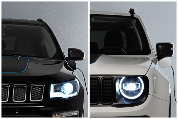 Jeep Compass y Renegade 4xe First Edition: los primeros de su especie