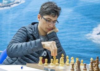 Firouzja, el prodigio sin patria que desafía a Carlsen