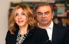 La esposa libanesa del fugitivo de Nissan y su regalo sorpresa