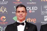 """Advertencia a Sánchez en los Goya: """"Aquí el presidente es Barroso y el guapo, Banderas"""""""