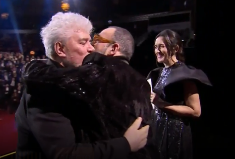 Premios Goya: Pedro Almodóvar, mejor   guion original por 'Dolor y gloria'