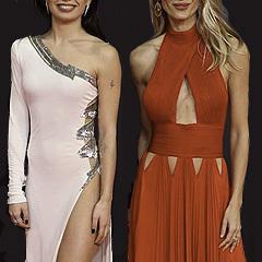 Las peor vestidas de los Premios Goya 2020