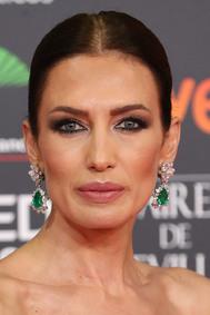 Las joyas que lució unos impresionantes pendientes de <strong>Bvlgari </strong>que pertenecieron a la actriz <strong>Gina Lollobrigida.</strong>