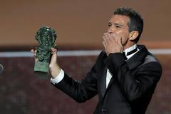 Antonio Banderas, mejor actor protagonista