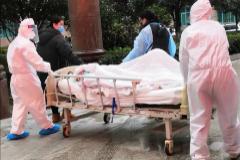 El cerrojo de Wuhan: Pánico y huida en una ciudad derrotada