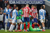 La Liga Santander - <HIT>Atletico</HIT> Madrid v Leganes