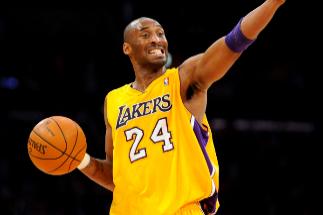 Kobe Bryant, con los Lakers, en una imagen de enero de 2012.