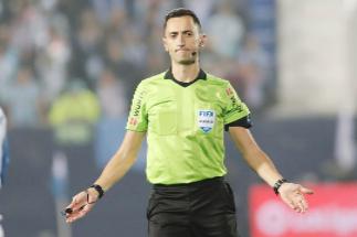 Sánchez Martínez, durante un partido de LaLiga.