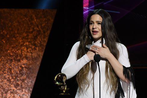 Premios para Rosalía y Alejandro Sanz