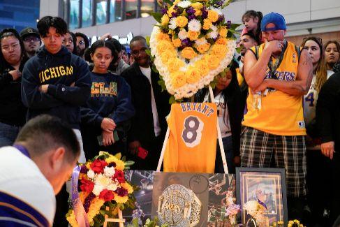 """""""Kobe era el latido de Los Angeles"""""""