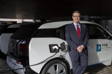 Jordi Sevilla, presidente de Red Eléctrica