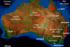 Australia, zona cero del cambio climático