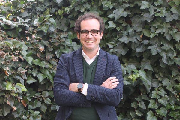 El fundador de Chatbot Chocolate, Ángel Hernández.