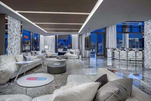 90.000 euros por una noche de hotel: éstas son las suites más caras del mundo