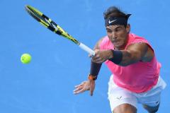 Un admirable Thiem frustra el primer intento de Nadal de alcanzar a Federer