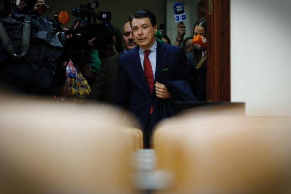 Anticorrupción pide ocho años de prisión para Ignacio González por malversación
