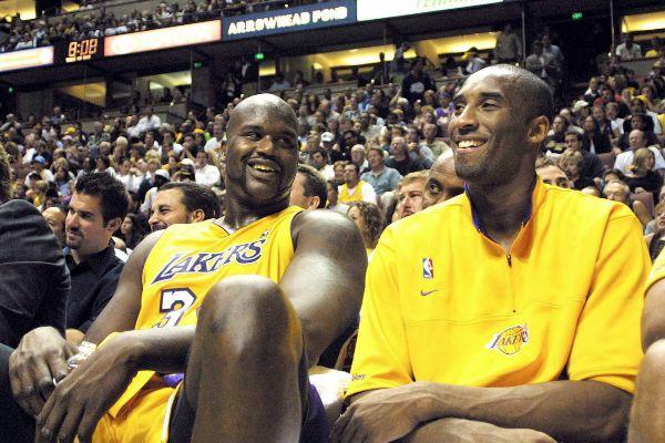 Anaheim (United States), 14/07/2004.- (FILE) Los Angeles Lakers Kobe...