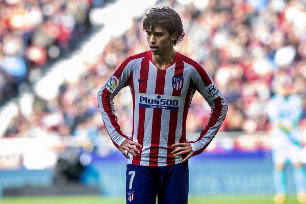 GRAF8982. MADRID.- El delantero portugués del Atlético de Madrid...