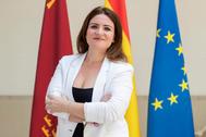 La consejera de Educación y Cultura de la Comunidad de Murcia Esperanza Moreno Reventós.