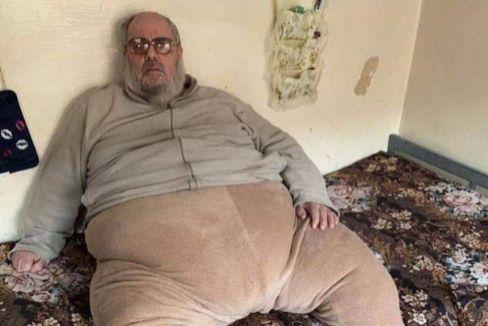 El régimen de muerte del 'mufti' de los 254 kilos