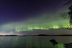 Fotógrafos aficionados captan un nuevo tipo de aurora