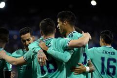 Los octavos, en directo: Benzema sella la goleada en Zaragoza